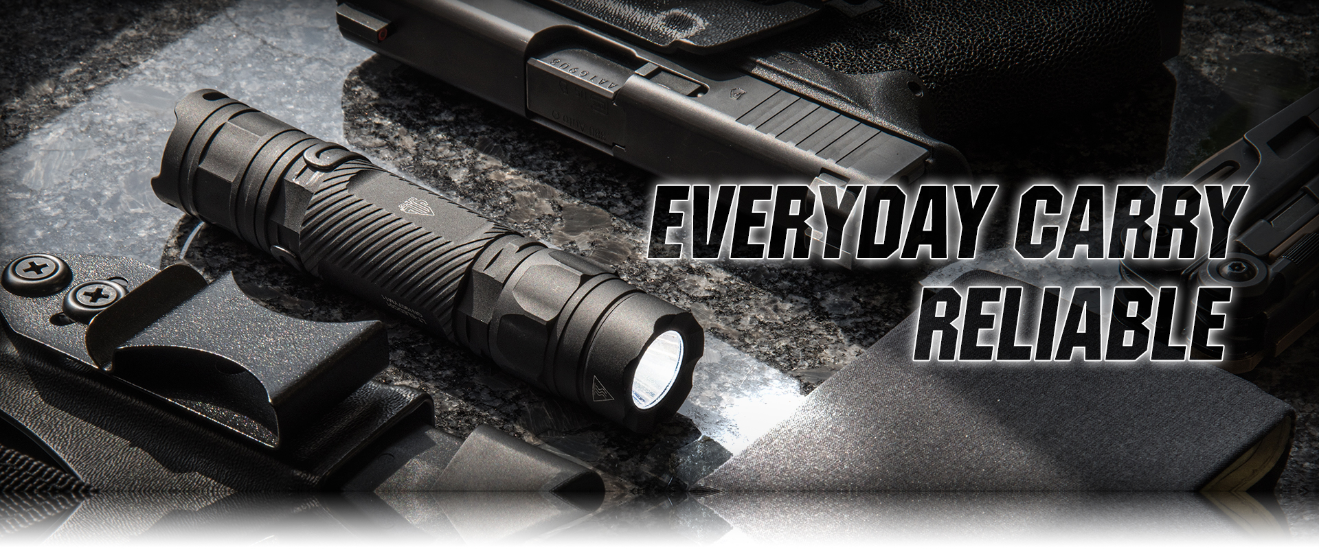 UTG Everyday Carry Flashlight